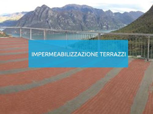 Impermeabilizzazioni cte bergamo - Impermeabilizzazione terrazzi esistenti ...