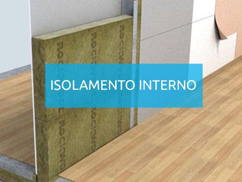 Isolamento termico cte bergamo - Isolamento interno ...