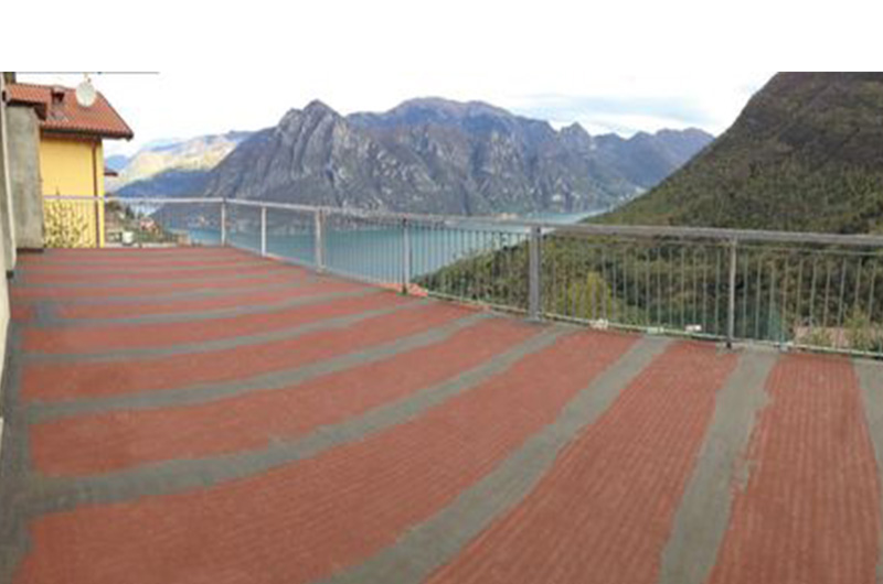 Impermeabilizzazione terrazzi - CTE Bergamo